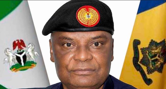 Controller General of Federal Fire Service Doctor Liman Ibrahim cautions Muslim faithful to apply fire safety precaution in Eid-el-Kabir celebration