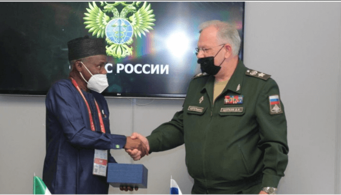 Nigeria signs new military-technical cooperation agreement with Russia