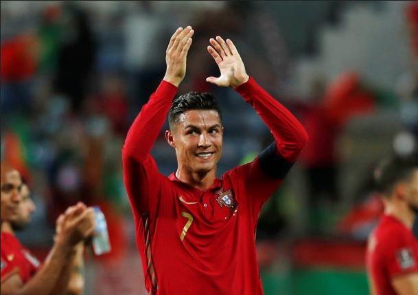 Cristiano Ronaldo breaks world record for goals scored in men's international football