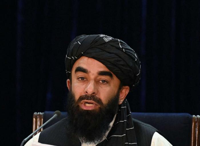 """Taliban announces interim government in Afghanistan, declares countrTaliban announces interim government in Afghanistan, declares country an """"Islamic Emirate"""""""