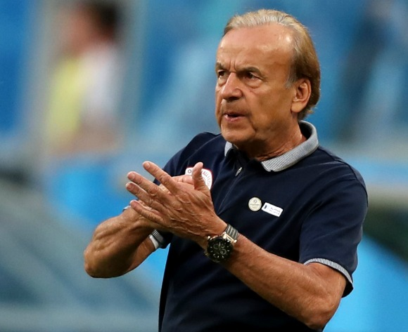Super Eagles head coach, Gernot Rohr hopes for preparation for team to secure qualification to 2022 FIFA World Cup in Qatar
