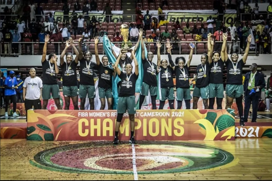 Nigeria's D'Tigress win historic third consecutive Afrobasket title