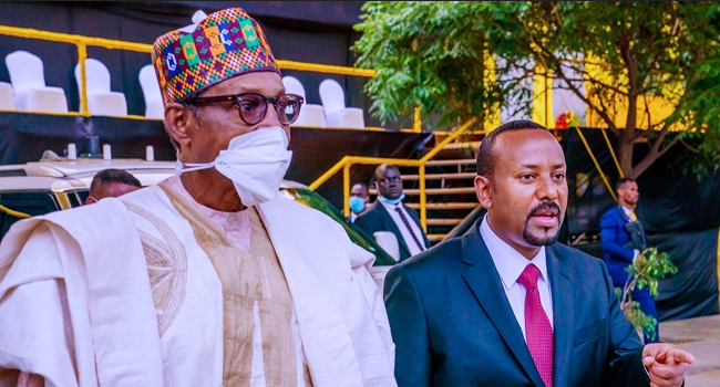 President Muhammadu Buhari sues for peace and stability in Ethiopia amid challenges