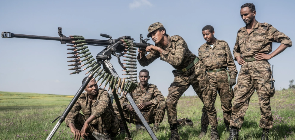 Ethiopian army launches co-ordinated attacks on all fronts against northern Tigray forces