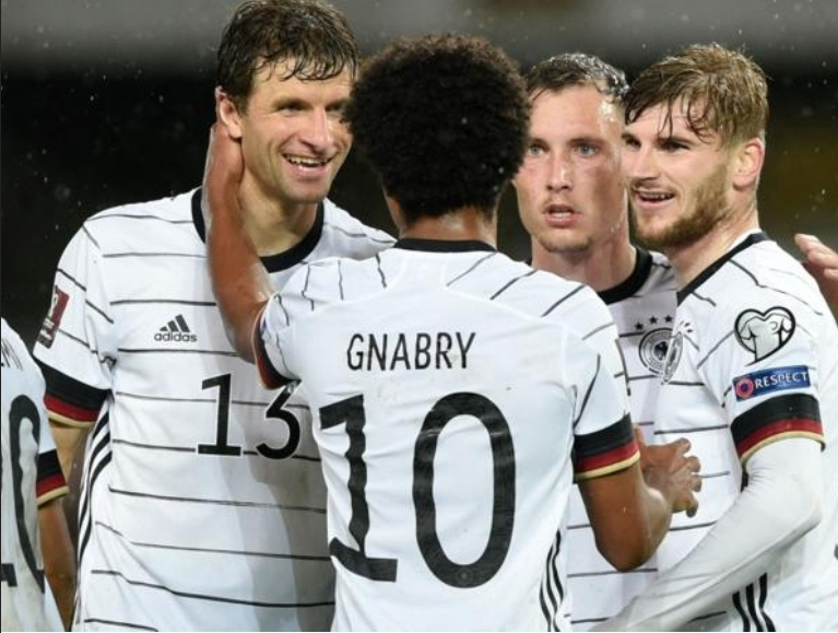 Germany defeats North Macedonia to become first team to join hosts Qatar at 2022 World Cup