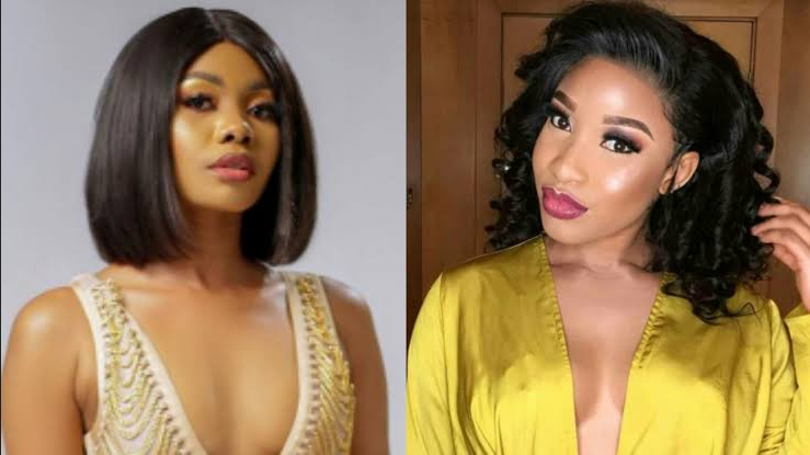 Tonto Dikeh reacts to Janemena's N500M petition over an alleged sex tape