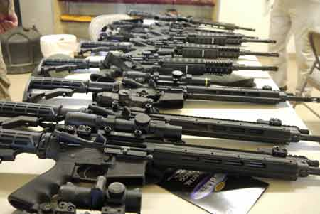 Nigeria to Commence Local Production of Weapons