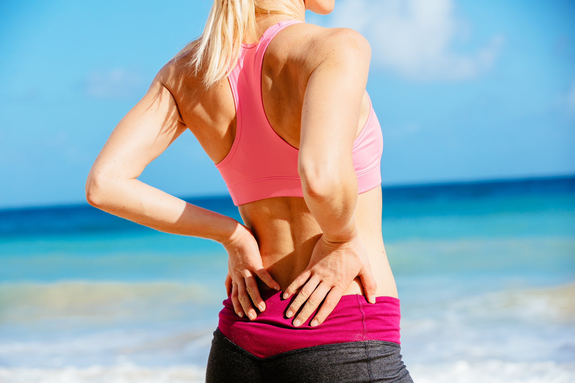 How to Relieve Lower Back Pain