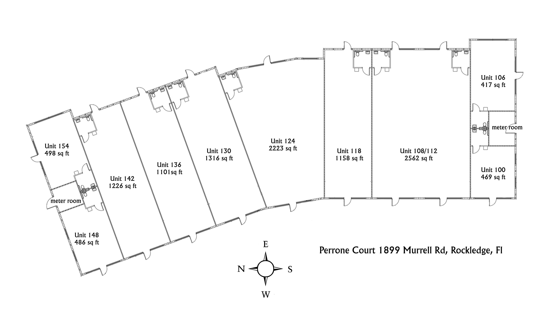 1899 Murrell Road Floorplan