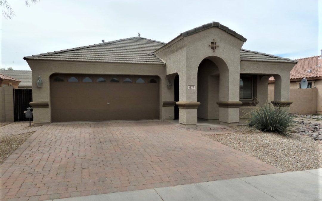 1377 E Prickly Pear Drive, Casa Grande, AZ 85122