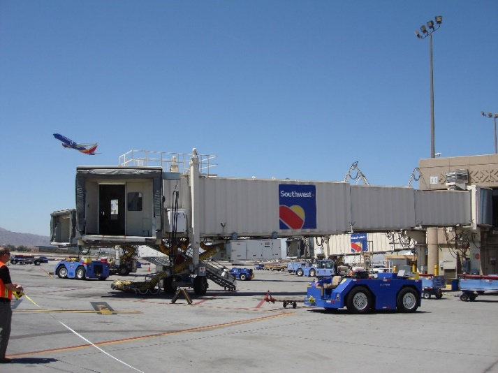 PHX Southwest Airlines Terminal