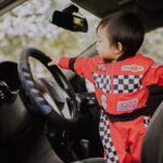 baby driving