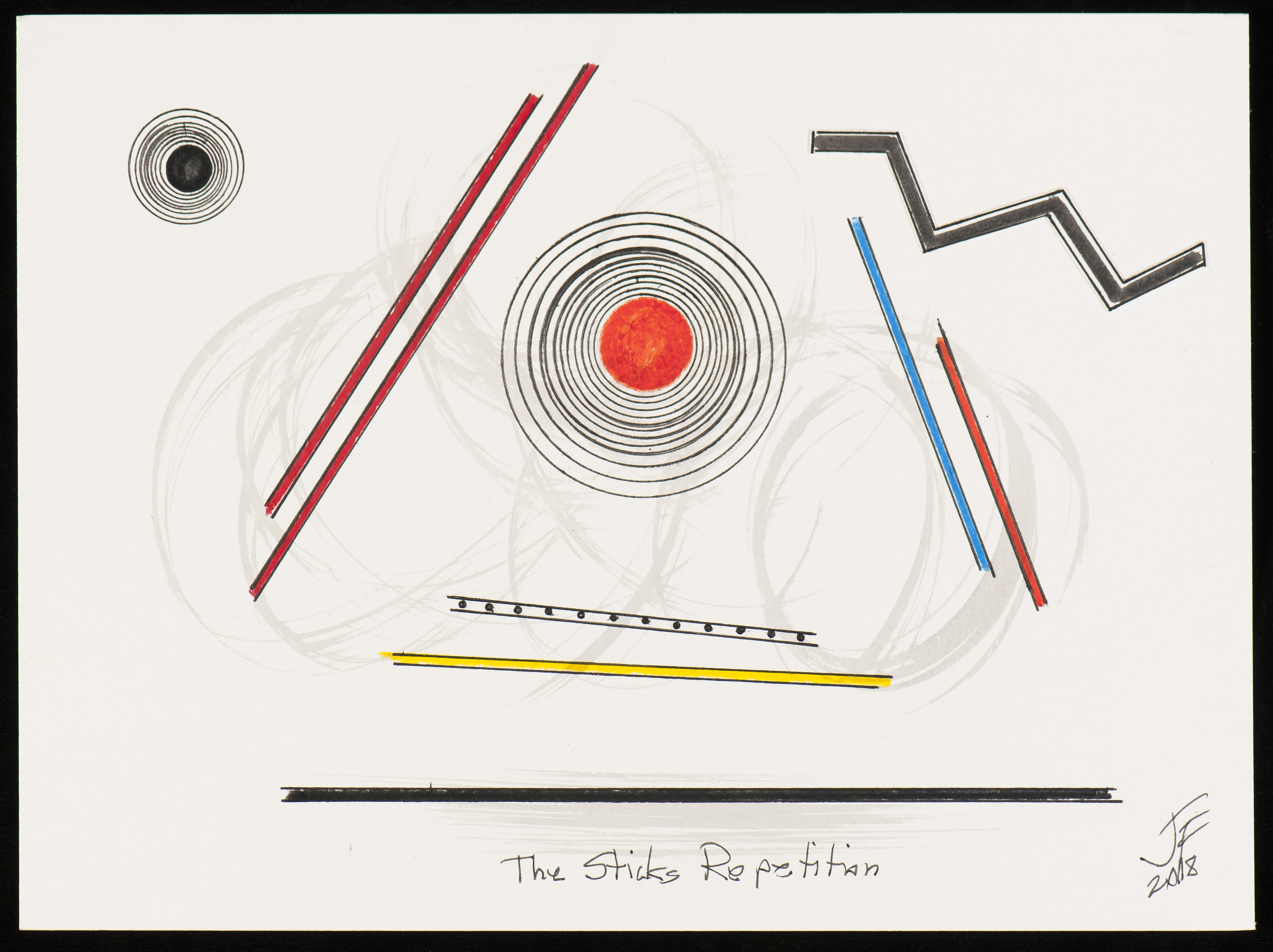 The Sticks Repetition