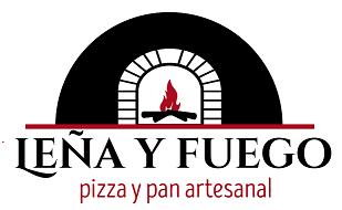 Logo Leña y Fuego