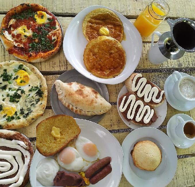 Desayunos de Leña y Fuego