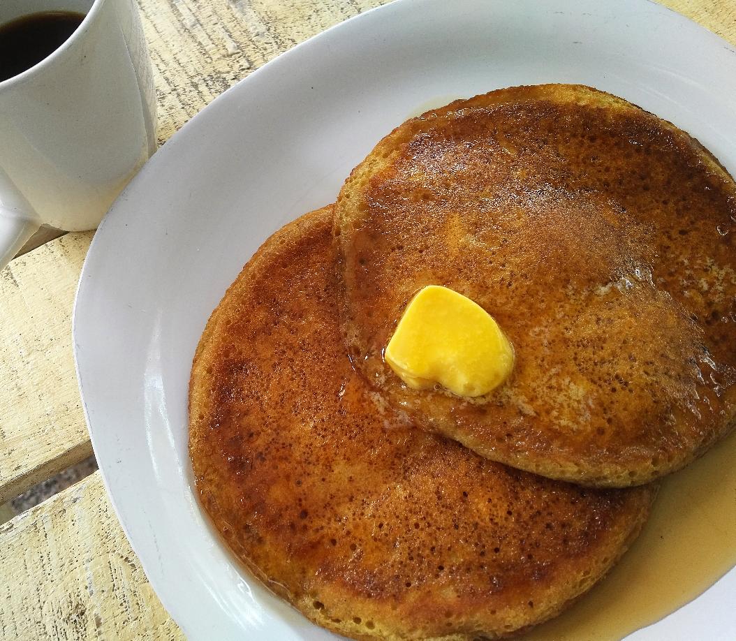 Sourdough Pancakes2