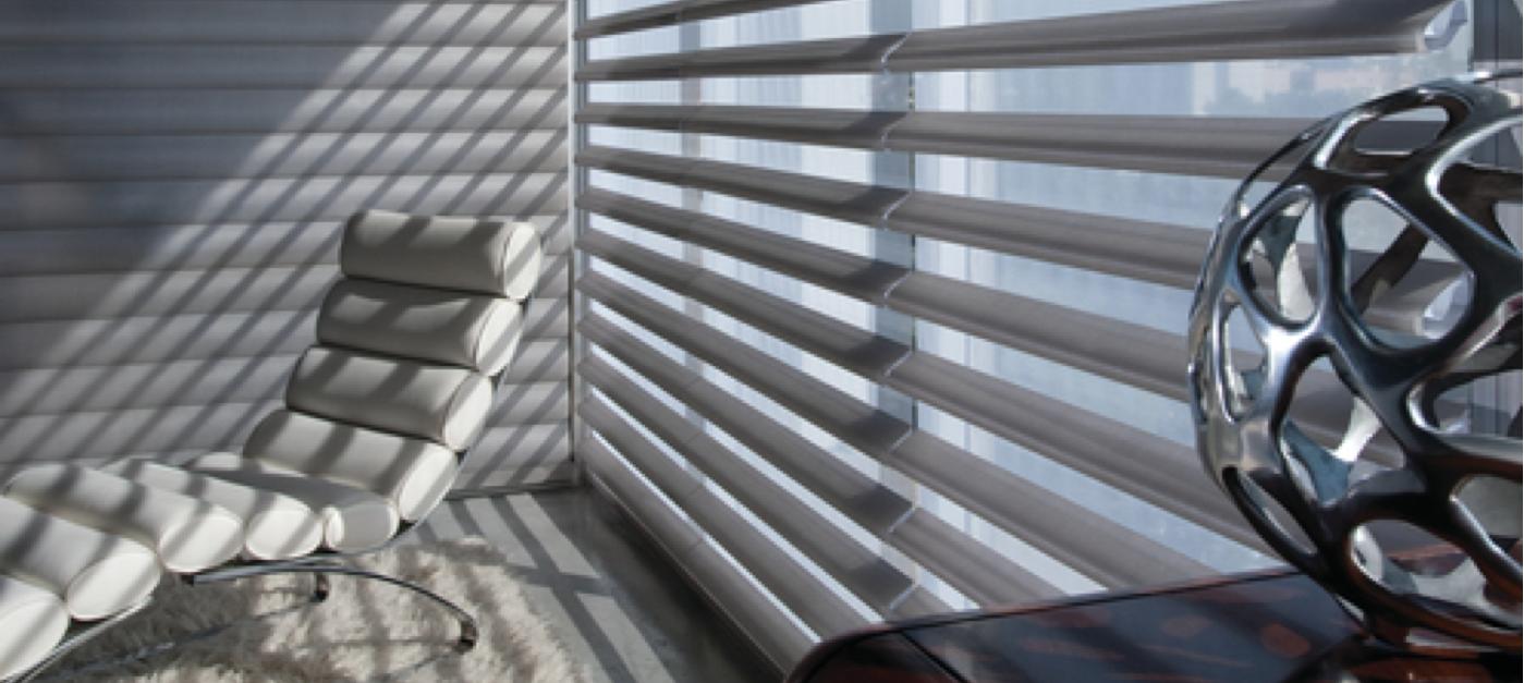 Hunter Douglas Pirouette Window shades