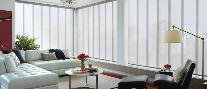 Hunter Douglas vertical blinds