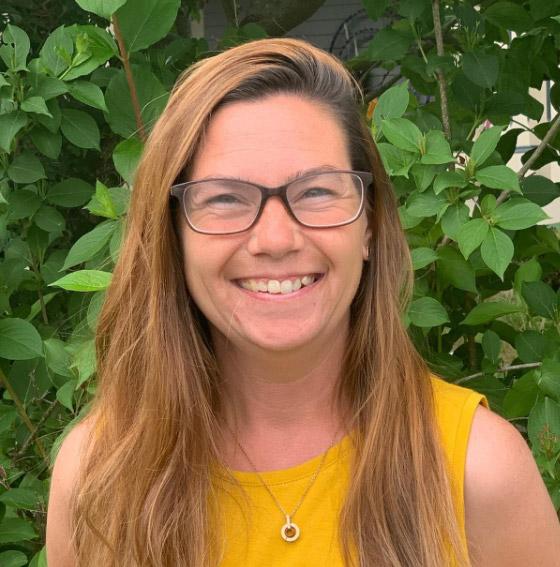 Katie Hallisey : Executive Director