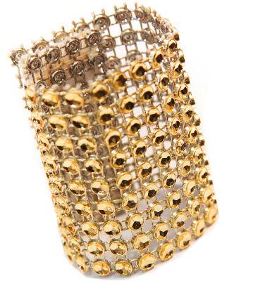 Gold Bling Wrap