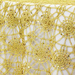 Gold Chemical Lace