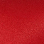 Cherry Red Polyester