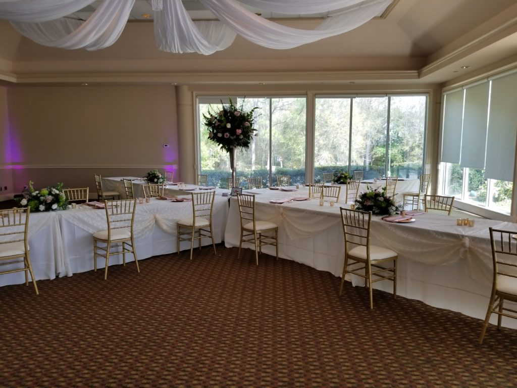 White Lace Overlays