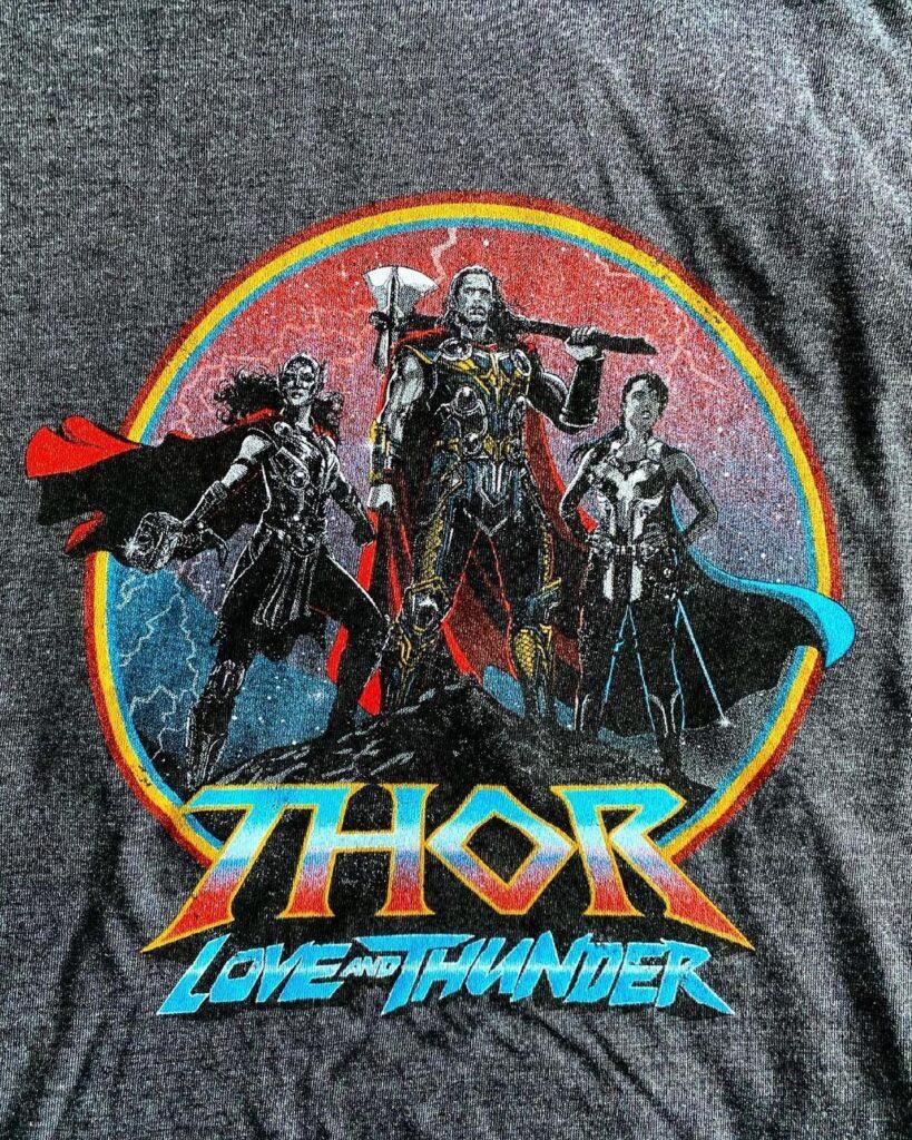 Visual da Poderosa Thor no MCU