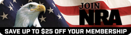 Join NRA up to 25% off