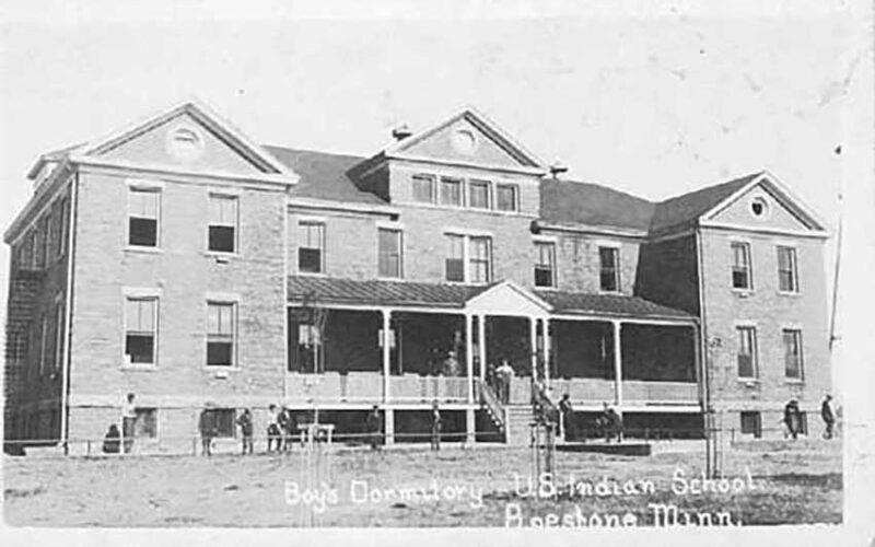 Pipestone Boys Dormitory