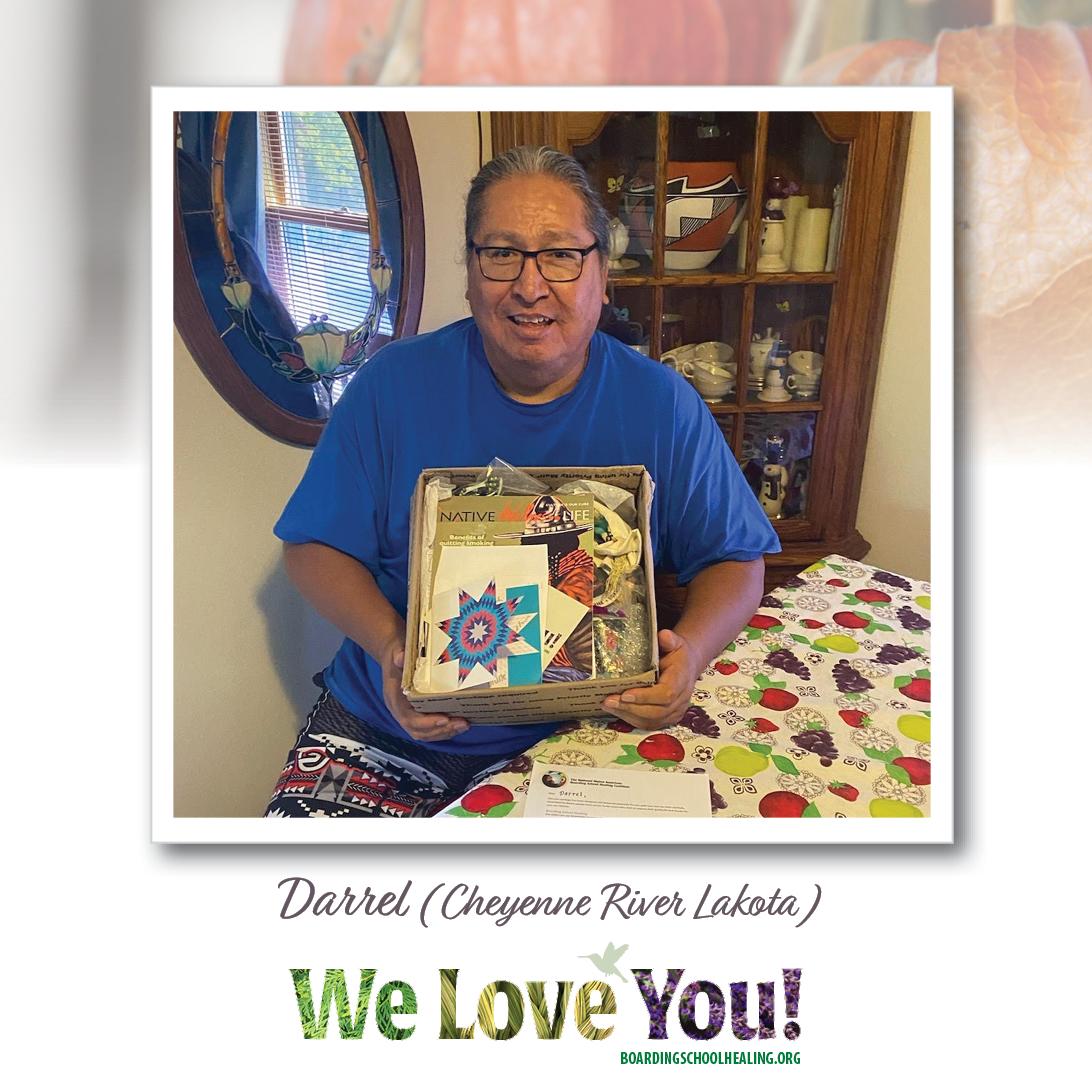 We Love you Darrel