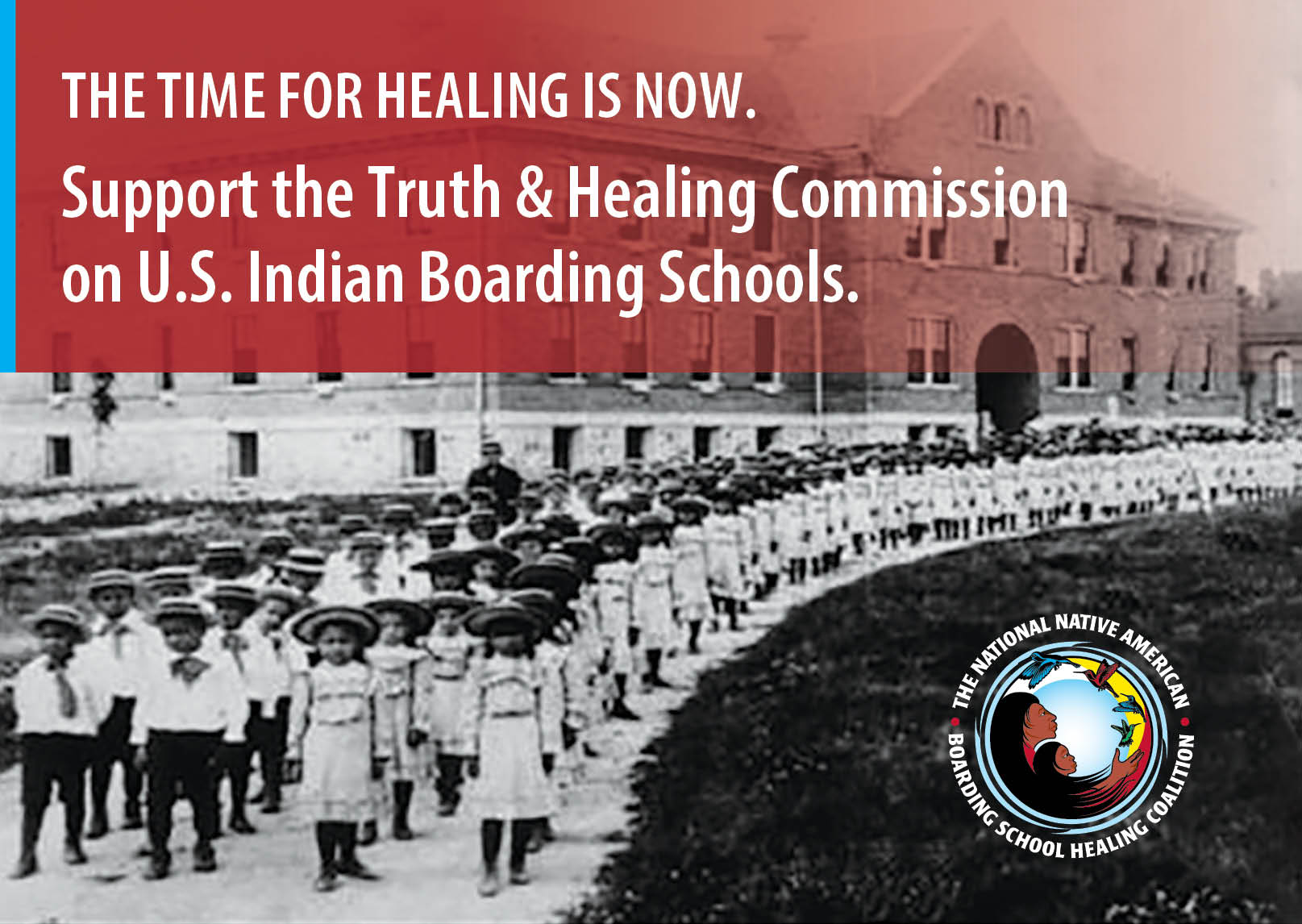 Support the truth and healing commission.
