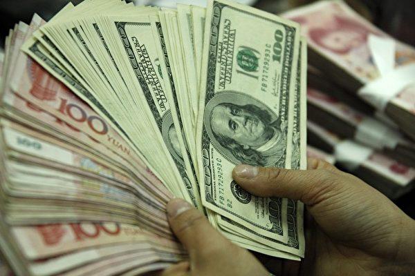 美元加币人民币