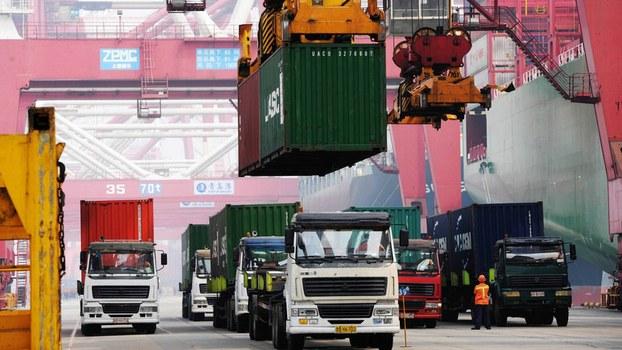 中国经济-大卡车