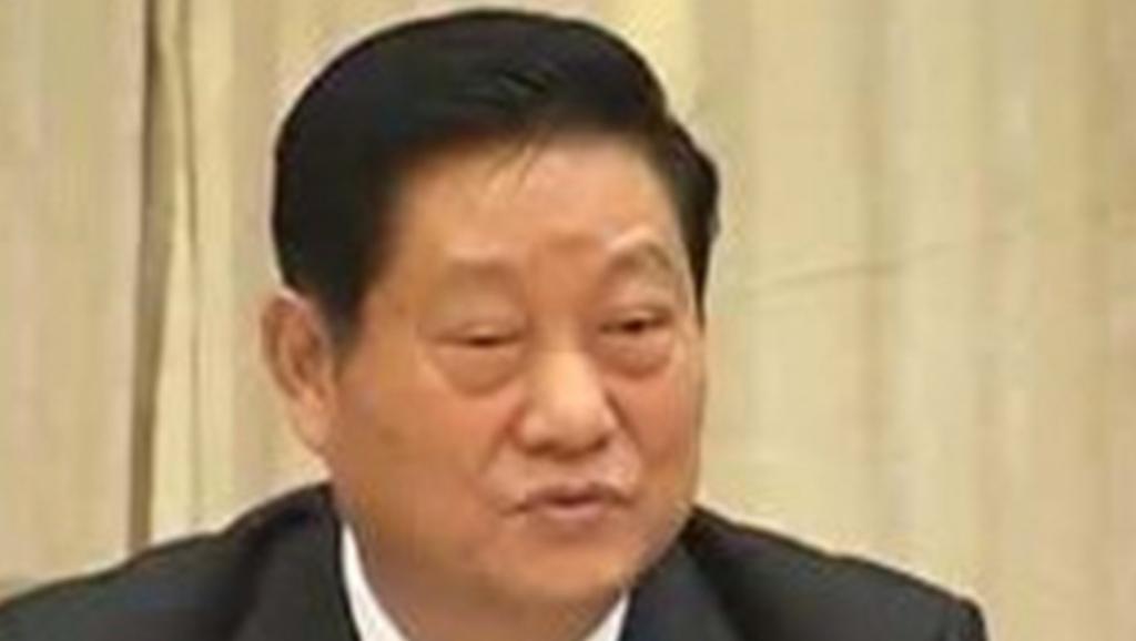 陕西省委书记赵正永