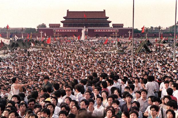 血洗京城:六四枪声 震碎国人的心