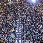 香港游行出席人数为接近200万人