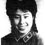 毛泽东舞伴女空军刘素媛