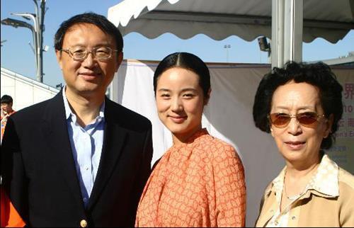 杨洁篪简历杨洁篪的女儿杨家乐