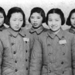 """中共军队女娃娃""""军需品"""""""