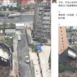 中共政府对武汉开元小区说真话进行报复