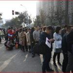 杭州排队买房