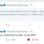 推特屏蔽川普言论