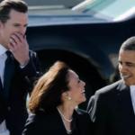 贺锦丽和ObamaO8奥巴马