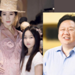 徐明田海蓉及他们的女儿