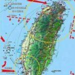 攻打台湾线路图
