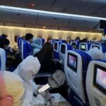 飞机上隔离
