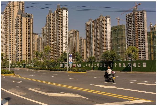 中国房地产 - 烂尾楼