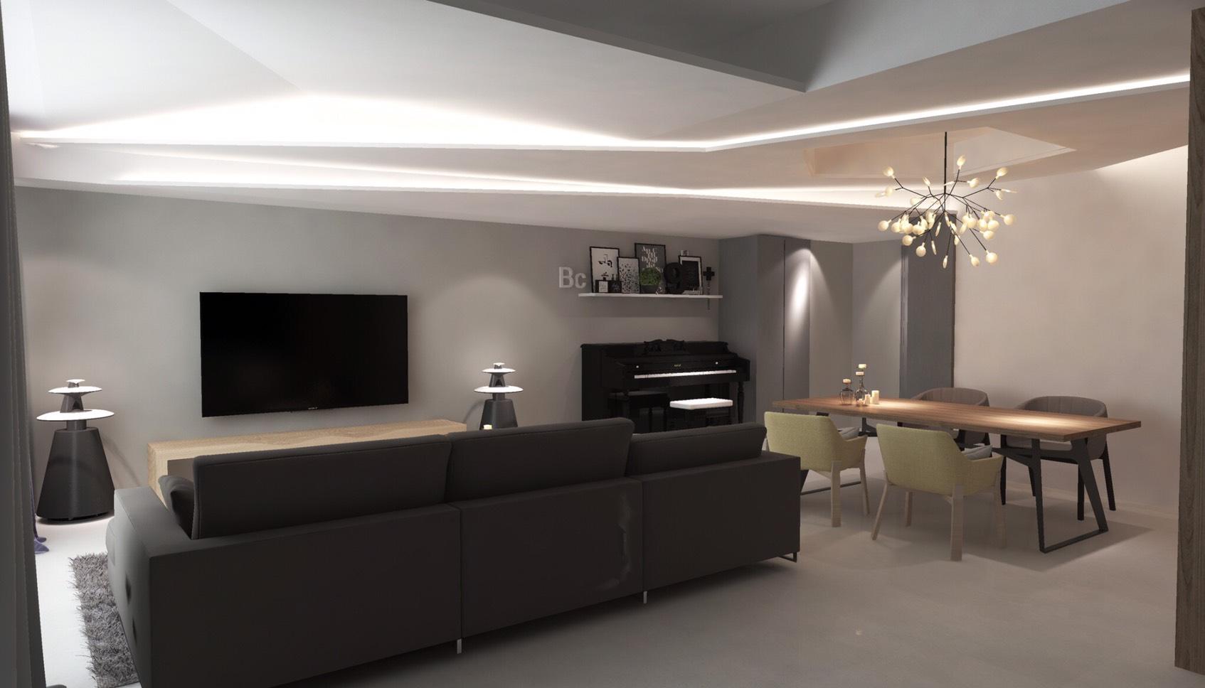 L10 調光燈控環控系統案例