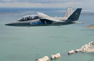Textron's Scorpion Light Attack Aircraft